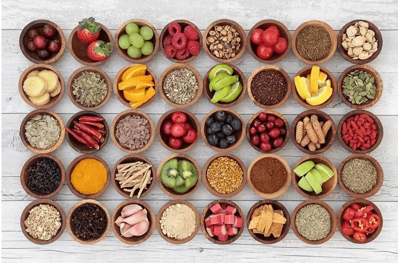 thức ăn cho người suy giãn tĩnh mạch chân